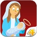 Life of Jesus: Virgin Birth - Bible Story, Colorin